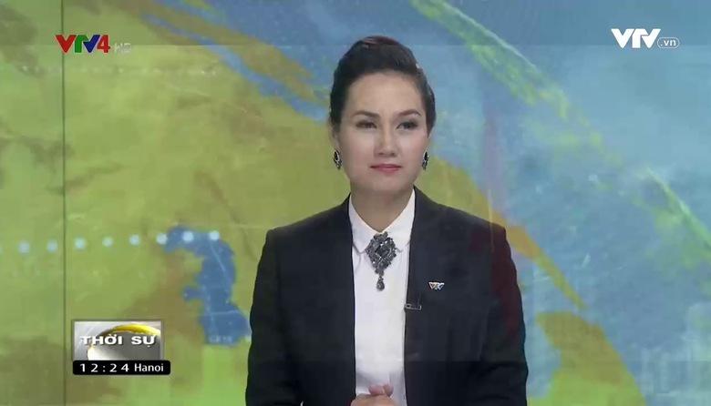 Bản tin tiếng Việt 12h - 27/3/2017