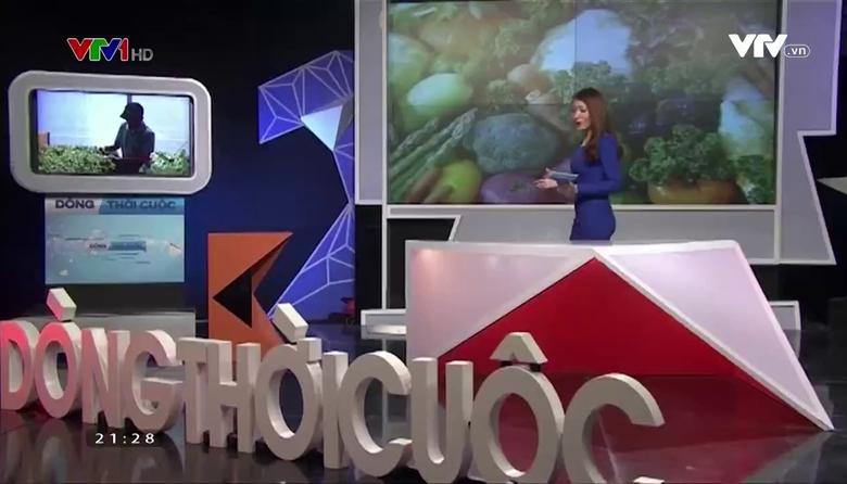 VTV kết nối: Dòng thời cuộc cung cấp tin tức giới trẻ quan tâm