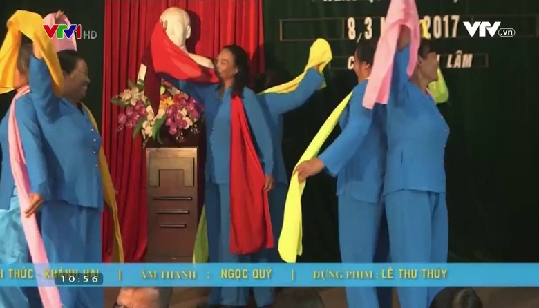 Nét đẹp dân gian: Nghệ thuật hát chèo cố đô Hoa Lư