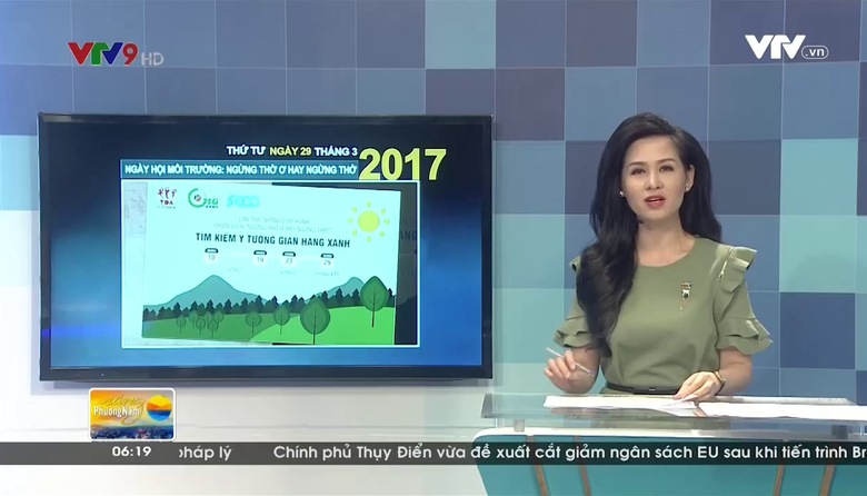 Sáng Phương Nam - 29/3/2017