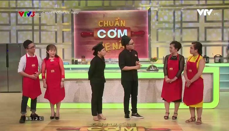 Chuẩn cơm mẹ nấu - 09/4/2017