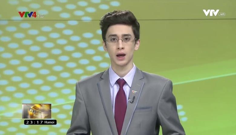 Bản tin tiếng Nga - 13/4/2017