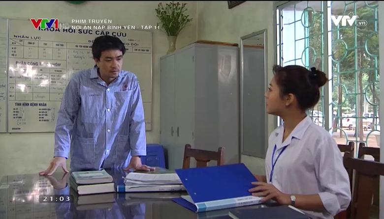Phim truyện: Nơi ẩn nấp bình yên - Tập 11