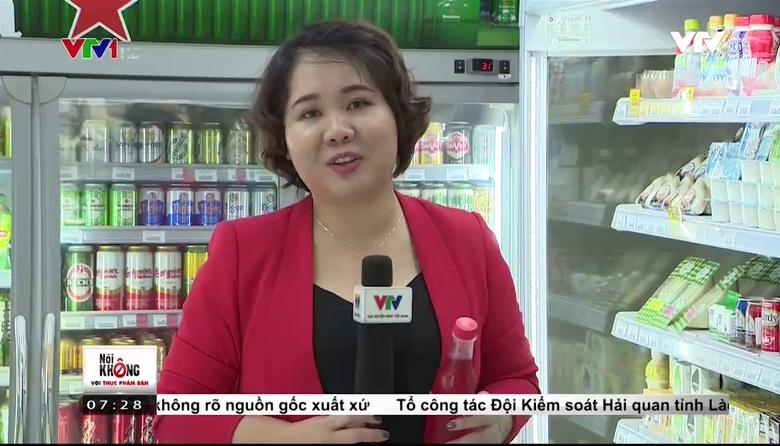 Nói không với thực phẩm bẩn (7h25) - 19/4/2017