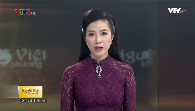 Người Việt bốn phương - 24/4/2017