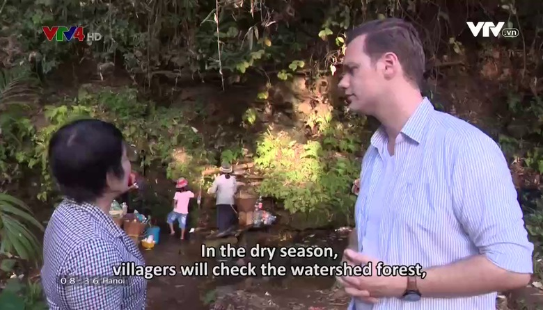 Vietnam Discovery: Đồng bào Tây Nguyên gắn bó với rừng