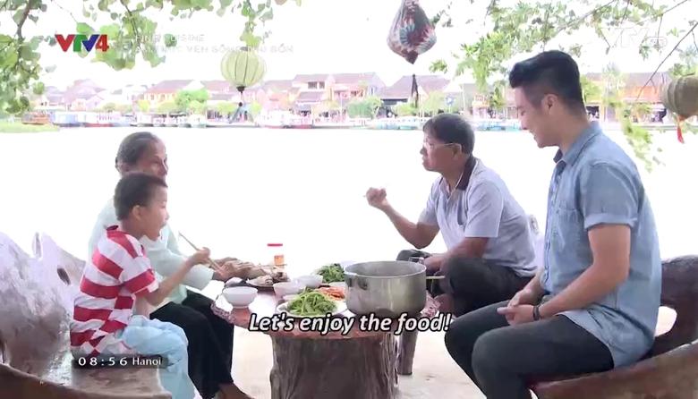 Fine Cuisine: Ẩm thực ven sông Thu Bồn