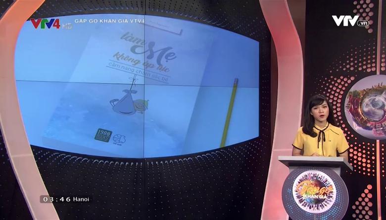 Gặp gỡ khán giả VTV4 - 05/5/2017