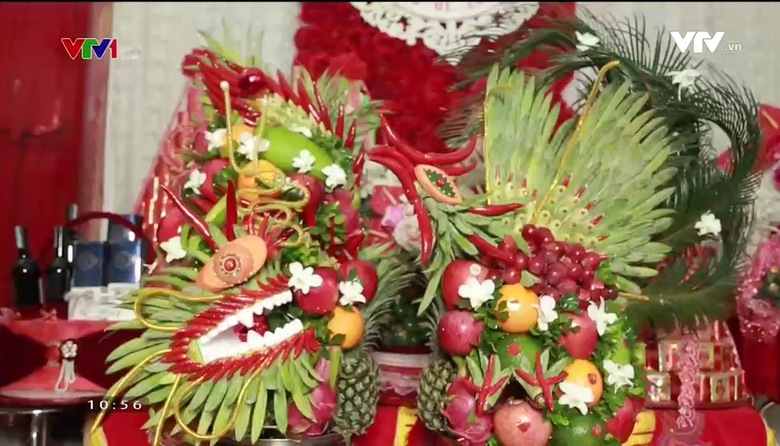 Nét đẹp dân gian: Lễ vật trong lễ ăn hỏi truyền thống ở miền Bắc