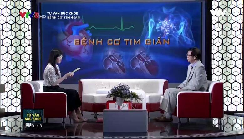 Tư vấn sức khỏe: Bệnh cơ tim giãn