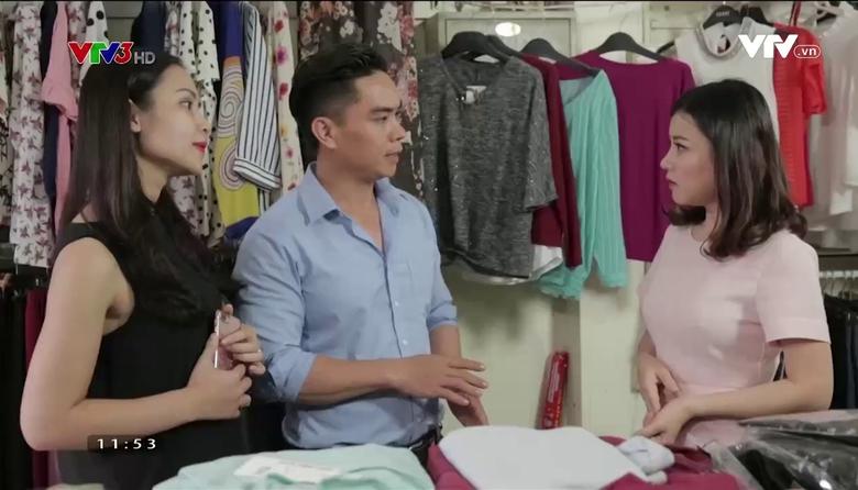 Phụ nữ là số 1: Chiếc váy hàng hiệu