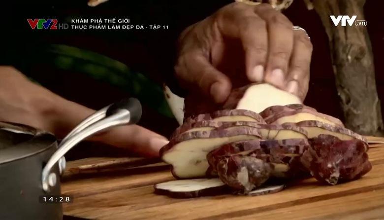 Khám phá thế giới: Thực phẩm làm đẹp da - Tập 11
