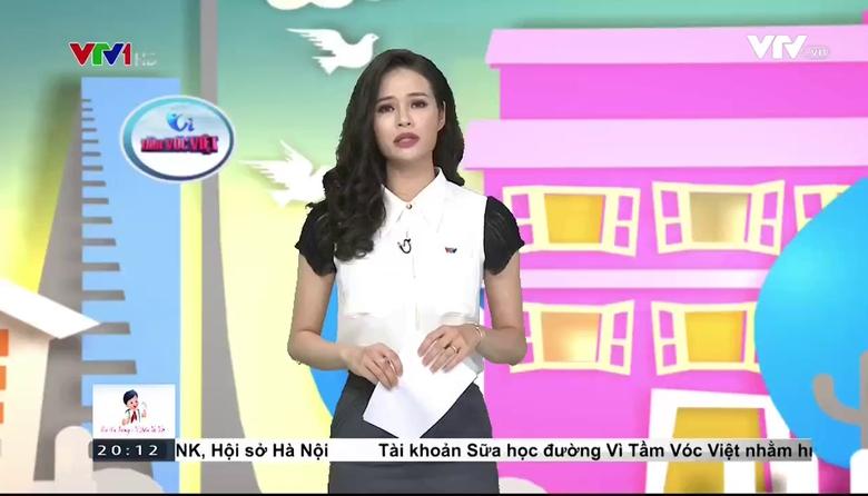 Vì tầm vóc Việt - 19/5/2017