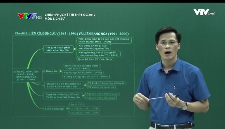 Chinh phục kỳ thi THPT QG - 22/5/2017