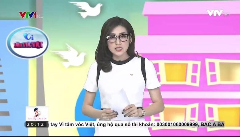Vì tầm vóc Việt - 22/5/2017