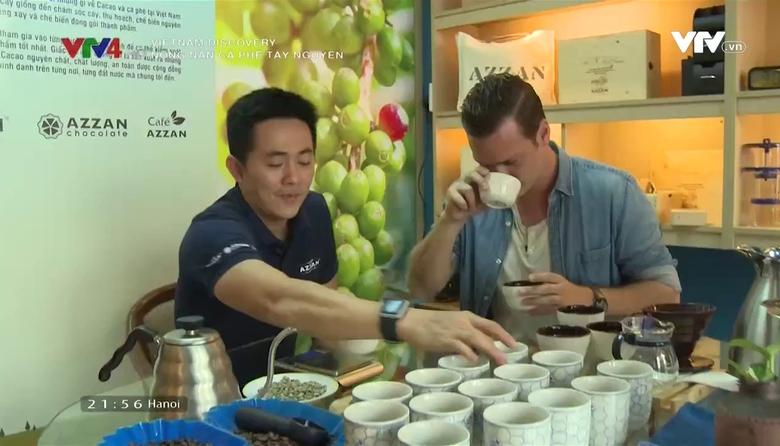 Vietnam Discovery: Nồng nàn cà phê Tây Nguyên