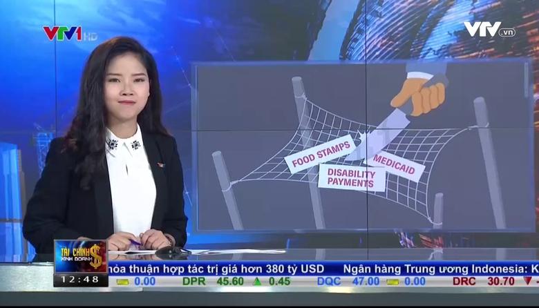 Tài chính kinh doanh trưa - 23/5/2017
