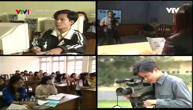 Phim tài liệu: 55 năm Khoa báo chí Học viện Báo chí tuyên truyền - Bản lĩnh, phong cách, sáng tạo