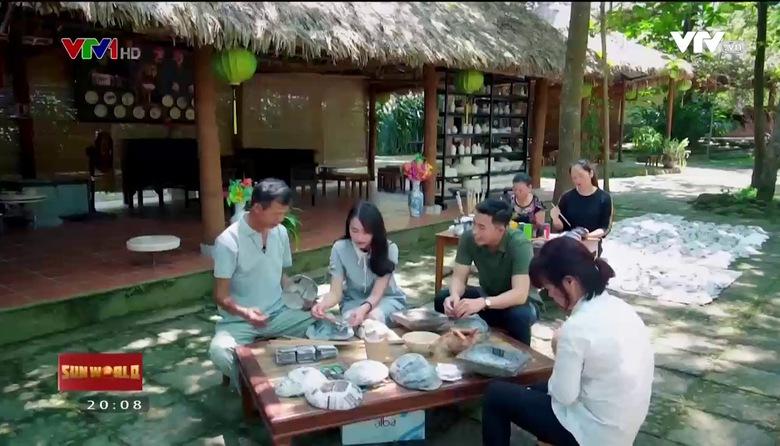 S - Việt Nam: Bí quyết sống khỏe của người Thanh Tân