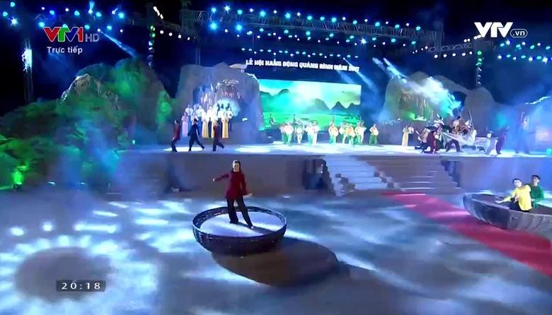 """Lễ hội hang động Quảng Bình năm 2017 """"Vương quốc hang động – Kỳ vĩ và huyền thoại"""""""