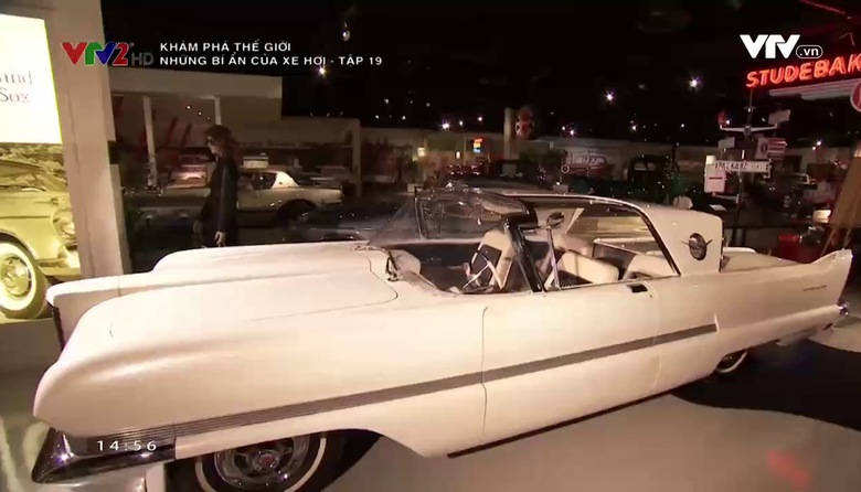 Khám phá thế giới: Những bí ẩn của xe hơi - Tập 19