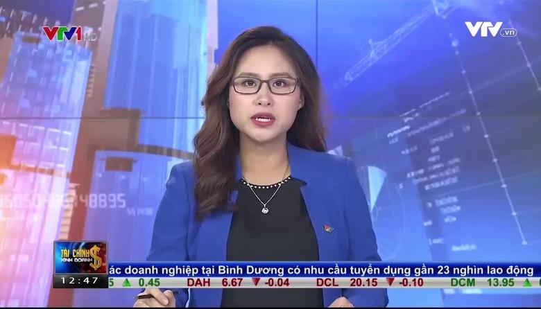Tài chính kinh doanh trưa - 26/6/2017