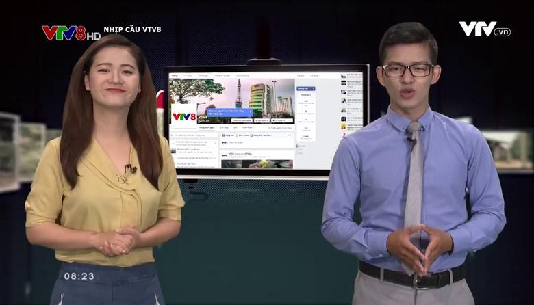 Nhịp cầu VTV8 - 02/7/2017