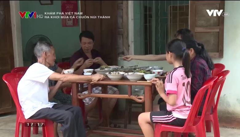 Khám phá Việt Nam: Ra khơi mùa cá chuồn Núi Thành