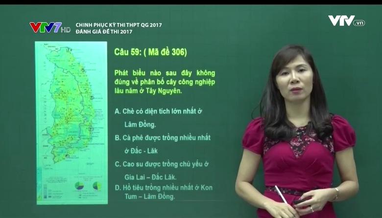 Chinh phục kỳ thi THPT QG: Đánh giá đề thi 2017 - Số 5