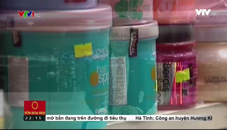 Chống buôn lậu, hàng giả - bảo vệ người tiêu dùng - 21/7/2017
