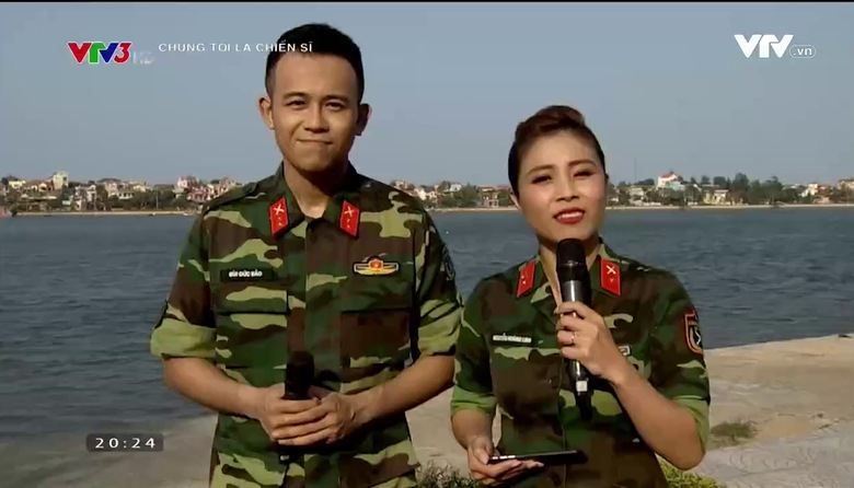 Chúng tôi là chiến sĩ - 21/7/2017