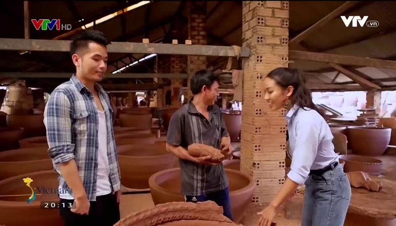 S - Việt Nam: Tân vạn làng gốm cổ ven sông
