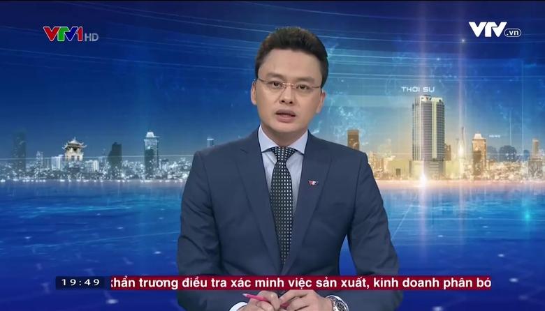 Thời sự 19h VTV1 - 21/7/2017