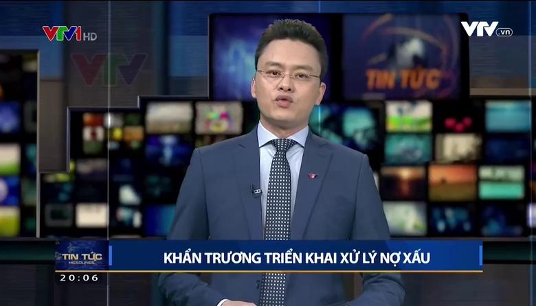 Thời sự 20h VTV1 - 21/7/2017