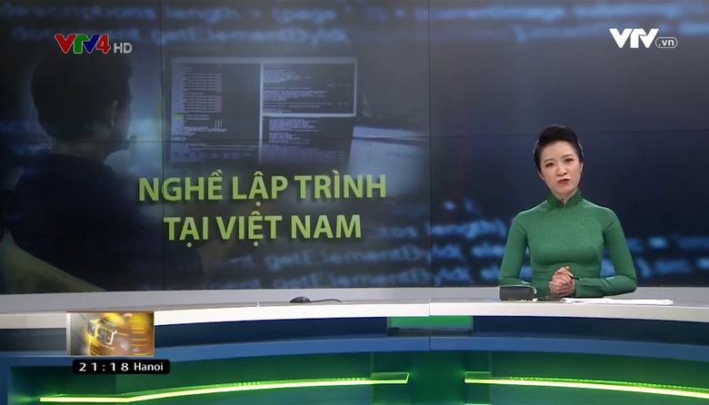 Bản tin tiếng Việt 21h VTV4 - 21/7/2017