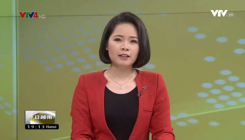 Bản tin tiếng Trung - 24/7/2017