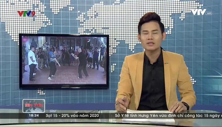 Tin tức 18h VTV9 - 24/7/2017