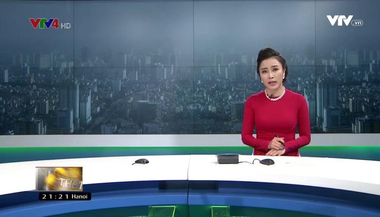 Bản tin tiếng Việt 21h VTV4 - 24/7/2017