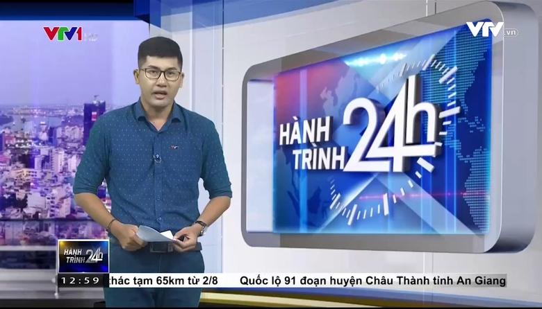 Hành trình 24h (12h55) - 25/7/2017