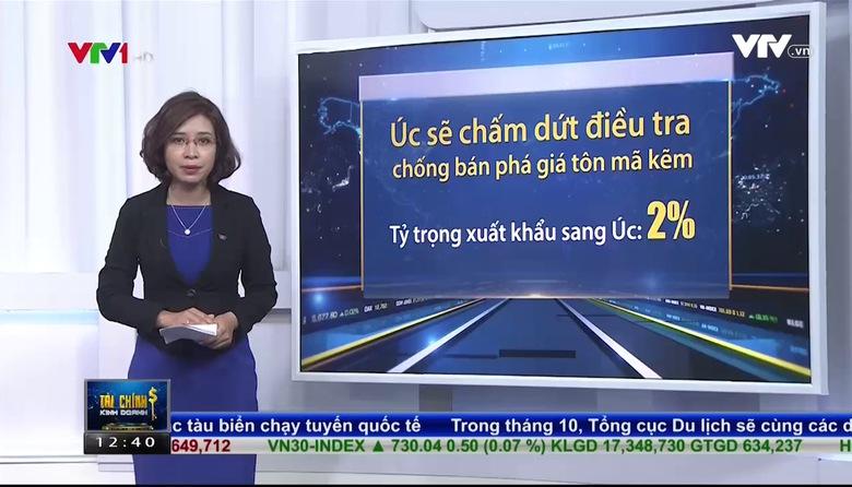 Tài chính kinh doanh trưa - 25/7/2017