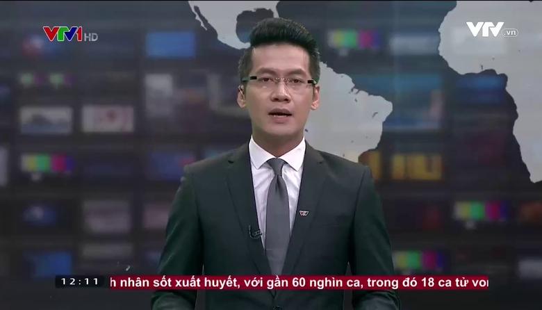 Thời sự 12h VTV1 - 25/7/2017