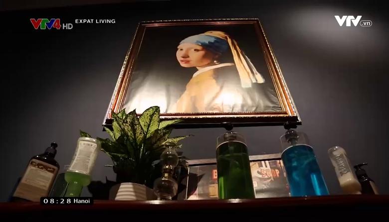 Expat Living: Tiệm cắt tóc của các quý ông
