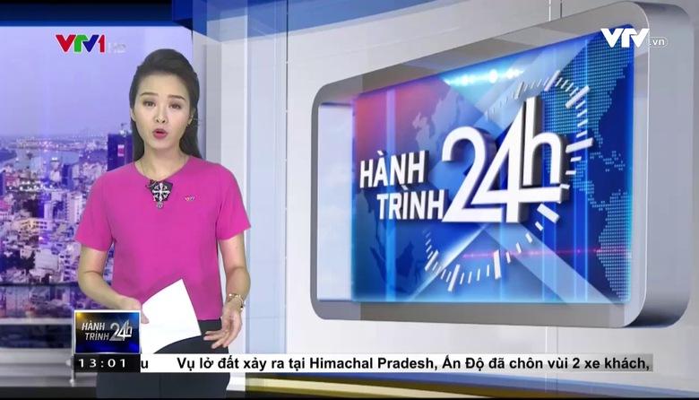 Hành trình 24h (12h55) - 14/8/2017