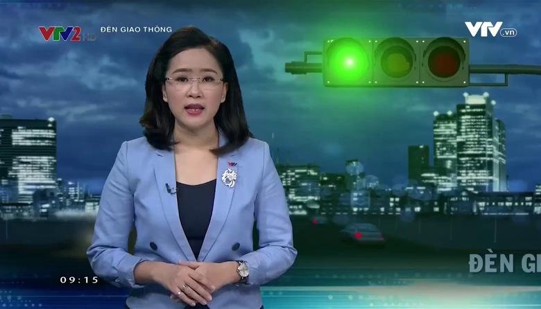 Đèn giao thông - 17/8/2017