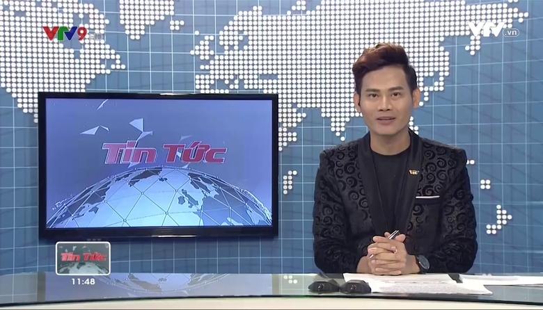 Tin tức 11h30 VTV9 - 17/8/2017