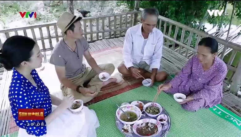 S - Việt Nam: Khám phá rừng ngập mặn Rú Chá
