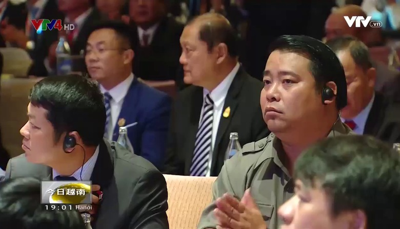 Bản tin tiếng Trung - 18/8/2017