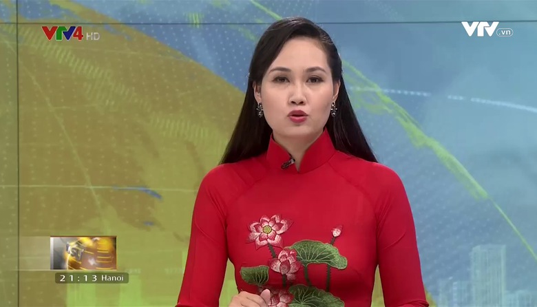 Bản tin tiếng Việt 21h VTV4 - 18/8/2017