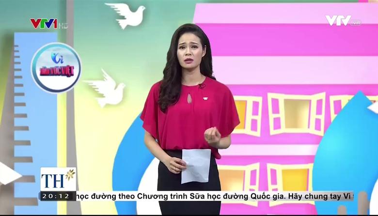 Vì tầm vóc Việt - 18/8/2017