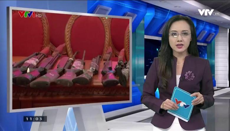 Thời sự 11h VTV1 - 19/8/2017